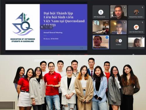 Hoạt động Hội sinh viên Việt Nam tại Australia ngày càng lớn mạnh - ảnh 1