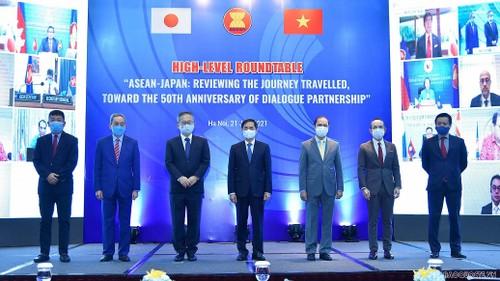 Hợp tác kinh tế, thương mại, đầu tư là nền tảng cho quan hệ ASEAN - Nhật Bản - ảnh 1