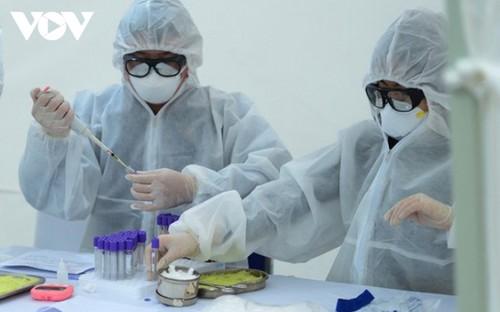 Điện của Thường trực Ban Bí thư về tiếp tục tăng cường công tác phòng, chống dịch Covid-19 - ảnh 1