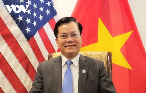 Đại sứ Hà Kim Ngọc: Mỹ viện trợ vaccine là sự chia sẻ kịp thời và ý nghĩa với Việt Nam - ảnh 1