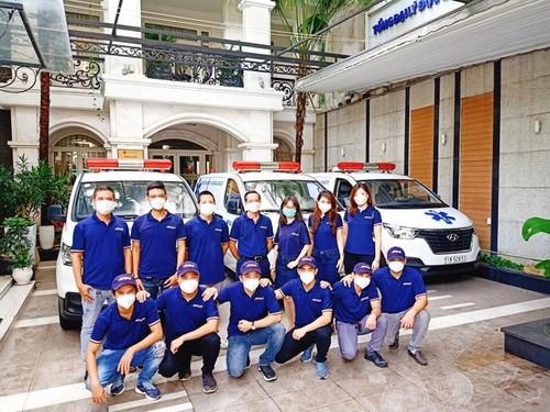 'Đội xe tình nguyện' chuyên chở F0: Để không bỏ lại ai phía sau! ảnh 2