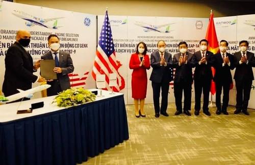 Bamboo Airways chính thức công bố đường bay thẳng Việt Nam - Hoa Kỳ - ảnh 1
