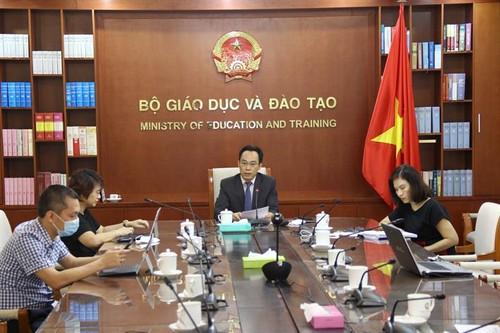 Đại học Việt Nam và Vương quốc Anh chia sẻ kinh nghiệm về chuyển đổi số - ảnh 1