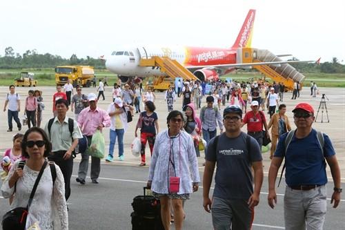 Đường bay Cần Thơ - Bangkok chính thức hoạt động  - ảnh 1