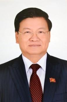 Thủ tướng Lào Thongloun Sisoulith tới Việt Nam, đồng chủ trì Kỳ họp 39 Ủy ban liên Chính phủ  - ảnh 1