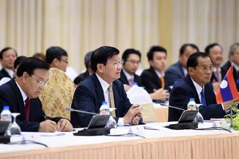 Nâng tầm quan hệ hợp tác song phương Việt Nam-Lào - ảnh 3