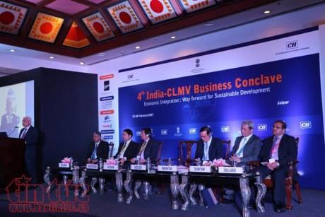 Hợp tác kinh tế giữa Việt Nam và Ấn Độ ngày càng phát triển mạnh mẽ - ảnh 1