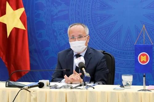 Vietnam set to ratify RCEP by November - ảnh 1