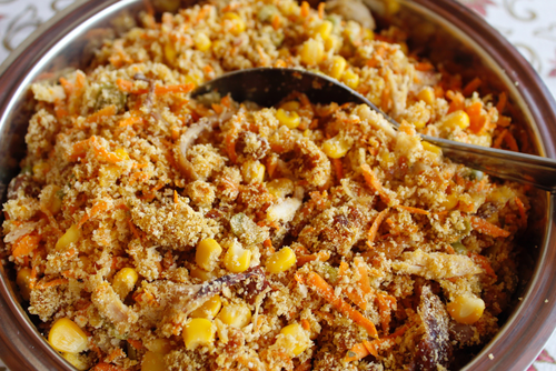 Brazilian cuisine, a colorful mix of Portuguese, African, and Amazon regions - ảnh 2