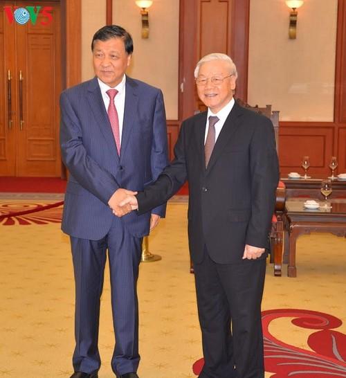Việt Nam và Trung Quốc cùng  coi trọng quan hệ hữu nghị, hợp tác truyền thống - ảnh 2