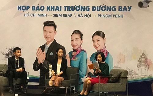 Lanmei Airlines của Campuchia mở 2 đường bay tới Việt Nam - ảnh 1