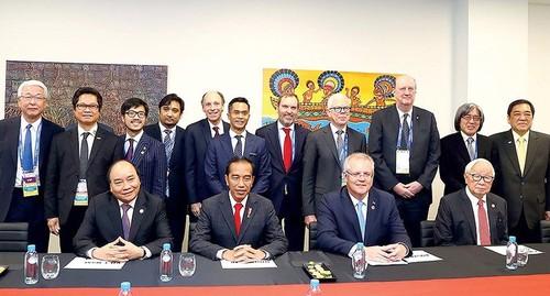 Việt Nam là thành viên tích cực của APEC - ảnh 1