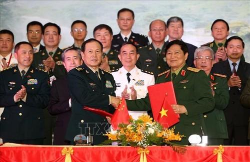 Tọa đàm Giao lưu hữu nghị Quốc phòng biên giới Việt – Trung - ảnh 1