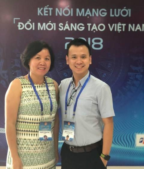 """Nguyễn Xuân Phong: Tôi muốn góp 1 viên gạch cho """"Đổi mới Sáng tạo Việt Nam"""" - ảnh 2"""