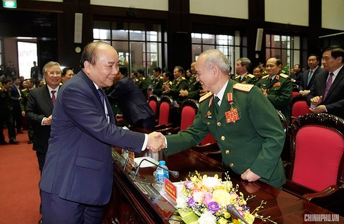 Thủ tướng Nguyễn Xuân Phúc dự Lễ kỷ niệm 60 năm ngày truyền thống Bộ đội biên phòng - ảnh 1