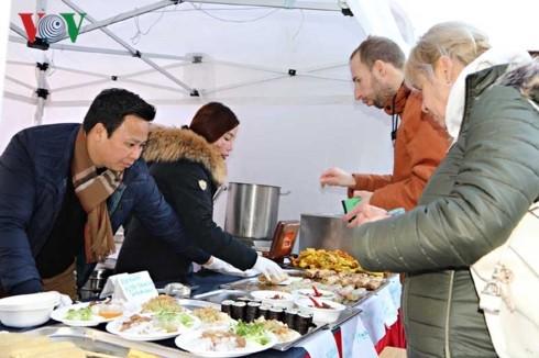 Lễ hội ẩm thực đường phố Czech tôn vinh ẩm thực Việt - ảnh 1