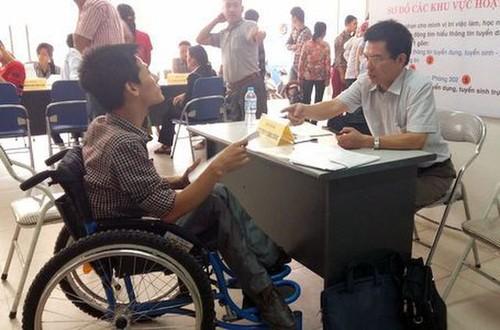 Việt Nam phê chuẩn Công ước 159 của ILO về việc làm cho người khuyết tật - ảnh 1