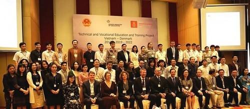 Hợp tác ngành chiến lược giáo dục dạy nghề giữa Việt Nam và Đan Mạch - ảnh 4