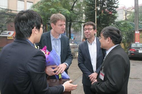 Hợp tác ngành chiến lược giáo dục dạy nghề giữa Việt Nam và Đan Mạch - ảnh 2