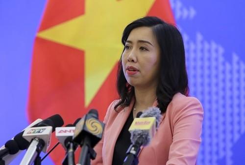 Việt Nam thực thi chủ quyền, quyền chủ quyền và quyền tài phán một cách hòa bình, đúng pháp luật  - ảnh 1