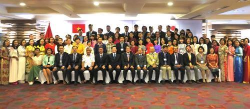 63 cán bộ trẻ xuất sắc được đào tạo thạc sĩ, tiến sỹ tại Nhật Bản - ảnh 1