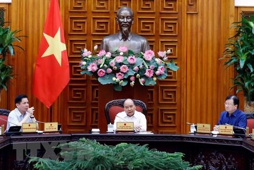 Thường trực Chính phủ thảo luận về dự án cao tốc Trung Lương – Mỹ Thuận - ảnh 1