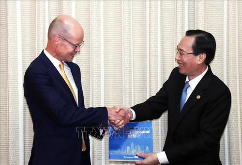 Việt Nam - Phần Lan tăng cường hợp tác lĩnh vực giáo dục - ảnh 1