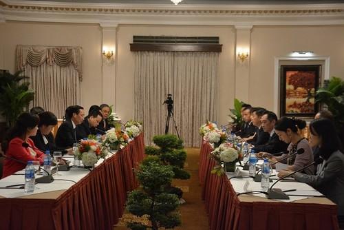 Thúc đẩy hợp tác giữa Thành phố Hồ Chí Minh và tỉnh Quảng Đông (Trung Quốc) - ảnh 1