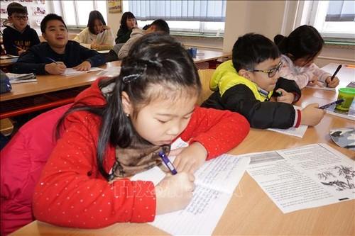 Lan tỏa phong trào học tiếng Việt tại CH Czech - ảnh 1