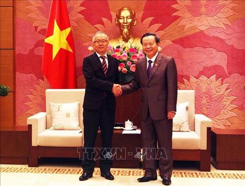 Viện trợ của JICA góp phần phát triển kinh tế - xã hội Việt Nam  - ảnh 1