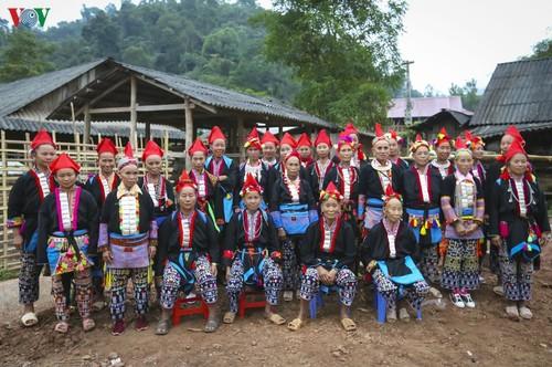 Lễ Nhảy lửa (Nhìang Chằng Đao) của người dân tộc Dao đỏ tại Điện Biên - ảnh 1