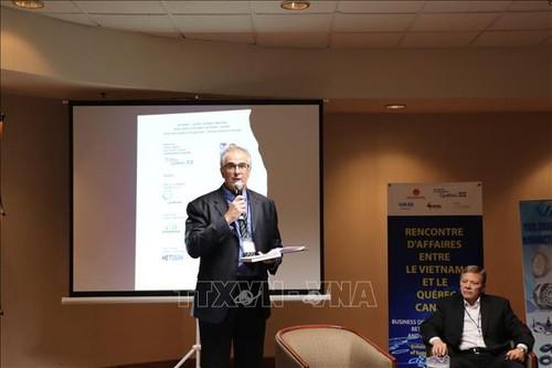 Việt Nam, thị trường ngày càng quan trọng đối với các doanh nghiệp Canada - ảnh 1