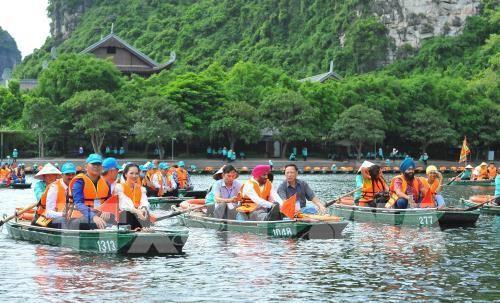 Việt Nam - Điểm đến hấp dẫn người nước ngoài - ảnh 1
