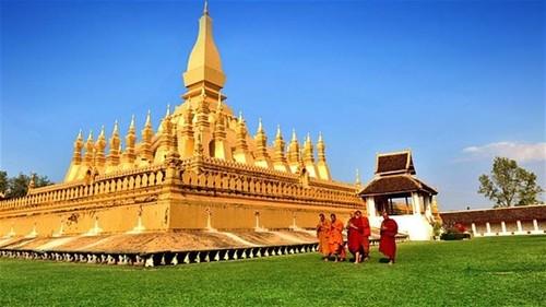 Lào và Việt Nam hợp tác thúc đẩy ngành du lịch - ảnh 1
