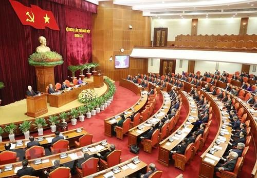 Ngày làm việc thứ tư Hội nghị lần thứ 11 Ban Chấp hành Trung ương Đảng khoá XII - ảnh 1