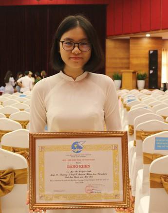 Giải thưởng Phụ nữ Việt Nam vinh danh các cá nhân, tập thể xuất sắc - ảnh 2