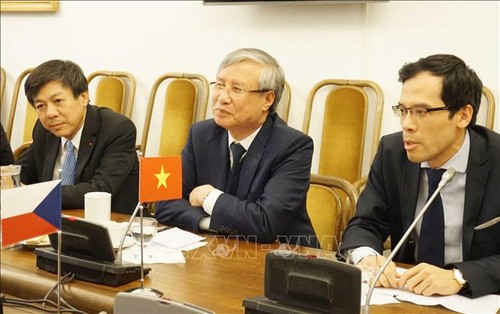 Thúc đẩy quan hệ Việt Nam - Cộng hòa Czech thực chất, hiệu quả và sâu sắc hơn - ảnh 1