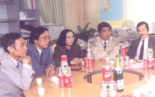 Trần Thiên Nhiên- nhà báo nhiệt huyết với nhiều tác phẩm in đậm trong lòng thính giả - ảnh 1