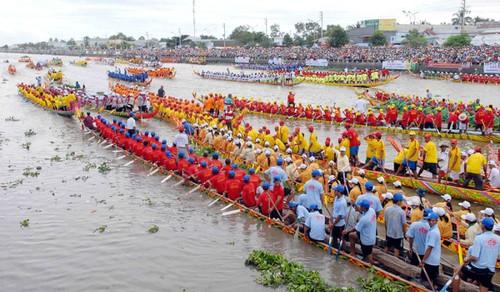 Lễ hội Ok Om Bok và văn hóa của người Khmer - ảnh 3