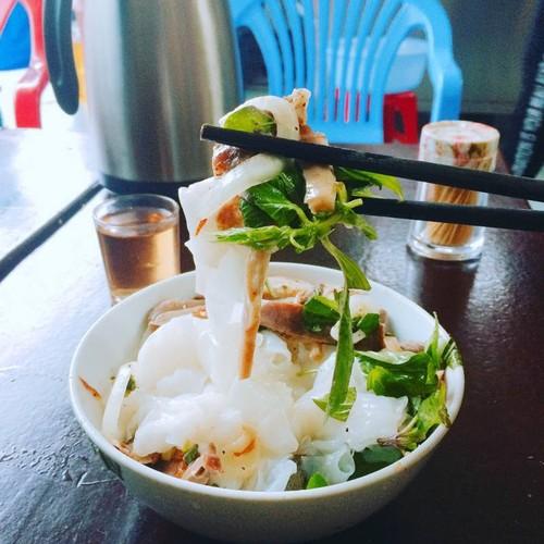 Bánh ướt lòng gà- thức ngon nơi phố núi Đà Lạt  - ảnh 3