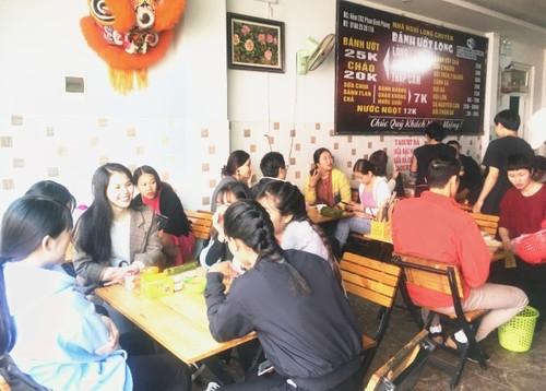 Bánh ướt lòng gà- thức ngon nơi phố núi Đà Lạt  - ảnh 6