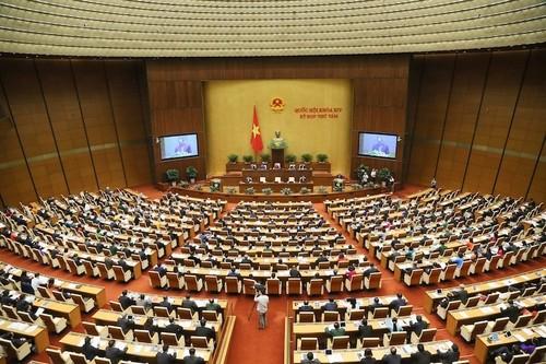 Quốc hội thảo luận cho ý kiến 4 dự án Luật - ảnh 1