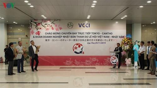 Hơn 200 doanh nghiệp Nhật Bản tìm hiểu cơ hội đầu tư tại Cần Thơ - ảnh 1