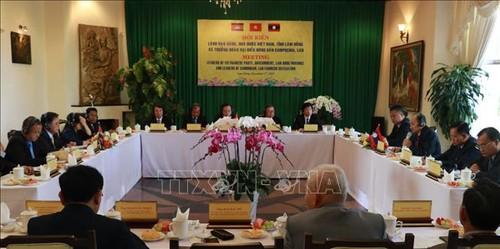 Tăng cường tình đoàn kết Việt Nam - Lào – Campuchia - ảnh 1