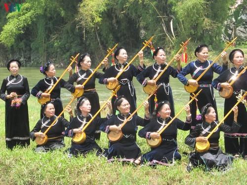 Đồng bào các dân tộc Lạng Sơn giữ gìn vốn dân ca truyền thống - ảnh 1