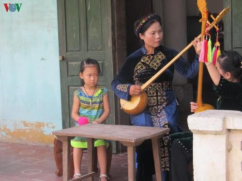 Đồng bào các dân tộc Lạng Sơn giữ gìn vốn dân ca truyền thống - ảnh 2