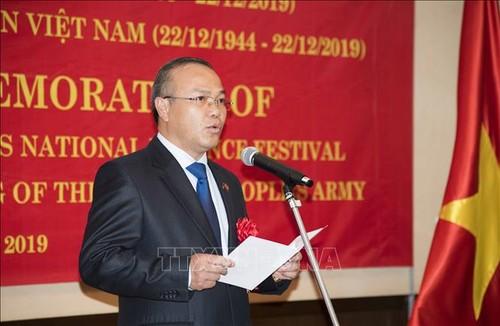 Thúc đẩy quan hệ quốc phòng Việt Nam – Nhật Bản phát triển hơn nữa - ảnh 1