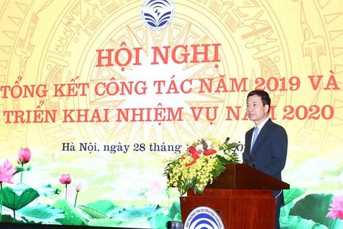 Đầu năm 2020, Việt Nam tuyên bố Chiến lược chuyển đổi số quốc gia - ảnh 1