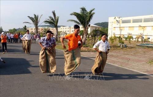 """Tổ chức """"Tết sum vầy 2020"""" cho công nhân, người lao động trên đảo Phú Quốc - ảnh 2"""
