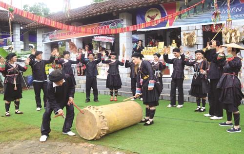 Sắc mầu Tết của các dân tộc thiểu số Việt Nam - ảnh 2